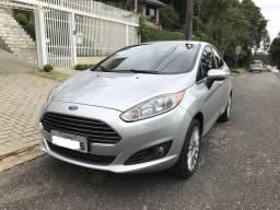 Fiesta Sedan Titanium Único Dono