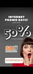 SIM FIBRA INTERNET !! PROMOOOOOOOÇÃOOO!!