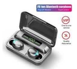 Fone de ouvido F9 Tws bluetooth