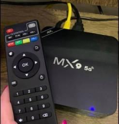 Conversor Smart Tv 4k Wi-fi Android 5g 32gb 4gb Ram