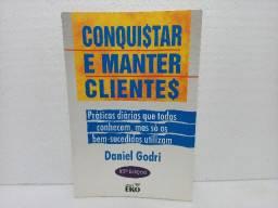 Livro Conquistar E Manter Clientes Daniel Godri