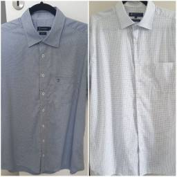 Camisas dudalina e individual