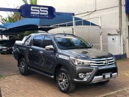 * VENDIDA * Hilux Srx 2.8 Diesel 4x4 2017