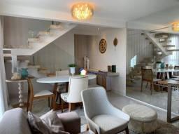 Apartamento Duplex com 2 dormitórios à venda, 87 m² por R$ 590.000,00 - Setor Oeste - Goiâ