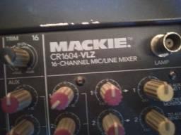 Título do anúncio: Mackie Cr1604 vlz 16 canais