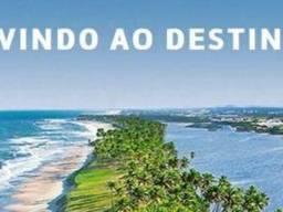 Promoção terreno em Costa Sauípe - Infra completa