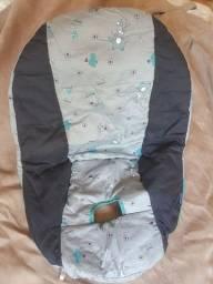 Capa para bebê  conforto com presilhas