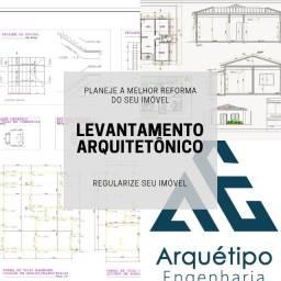 Engenheiro Civil - Levantamento Arquitetônico