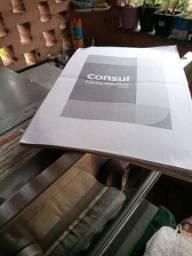 Título do anúncio: Forno embutir elétrico Consul 220v