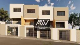 Casa com 2 dormitórios à venda, 88 m² por R$ 250.000,00 - Democrata - Juiz de Fora/MG