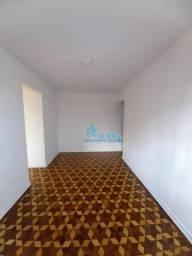 Apartamento com 2 dormitórios para alugar, 72 m² por R$ 2.500,00/mês - Embaré - Santos/SP