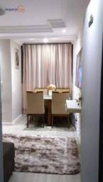 Apartamento com 2 dormitórios à venda, 42 m² por R$ 60.000 - Vila Sônia - Praia Grande/SP