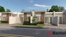 Casa com 2 dormitório à venda, 60 m² por R$ 210.000 - Loteamento Villa Floratta - Foz do I