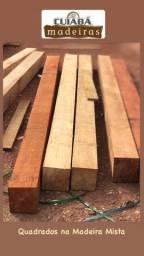 Madeira Mista para Construção