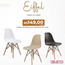 Cadeira Eiffel adulto 149,00 à vista