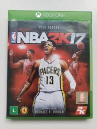 Jogo Xbox One NBA 2K17 - Mídia Física