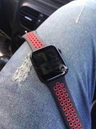 Smartwatch t500 esportivo , visor danificado
