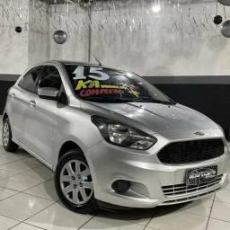 Ford ka completo 1.0 2015