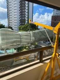 Içamento de móveis até 40 andares