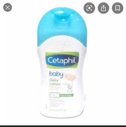 Hidratante cetaphil baby