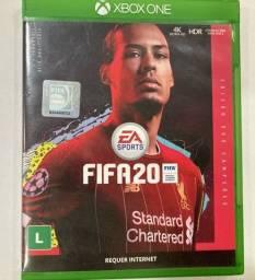 Fifa 2020 Champions Edição Xbox One