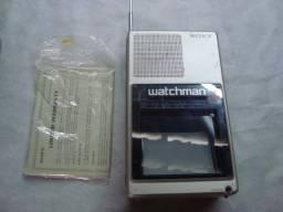 Mini TV Antiga Sony Watchman