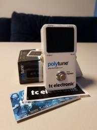 Afinador Polytune - tc eletronic