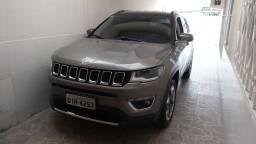 Jeep Compass Limited 2018 novinho único dono