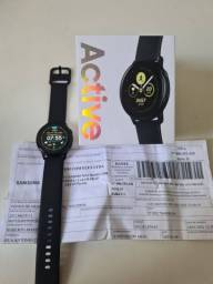 Samsung Smartwatch Active1 com NF e Garantia.