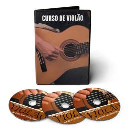 Curso de graça de violão
