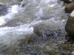 Sitio com linda cachoeira