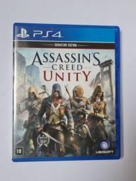 Jogo PS4 seminovo - Assassin's Creed Unity