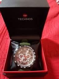 Título do anúncio: Vendo relógio technos