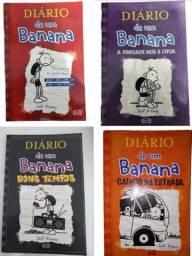 Livros diário de um Banana (1 grátis)