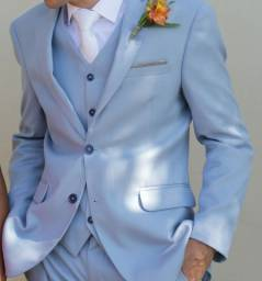 Terno Raffer original azul claro