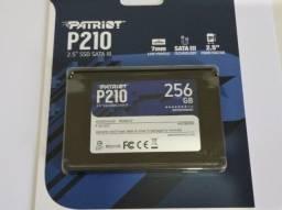HD ssd Patriot P210 256gb Sata 3 540mb/s ? Lacrado