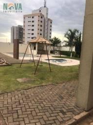 Apartamento com 3 dormitórios para alugar, 90 m² por R$ 1.000,00/mês - São Benedito - Uber