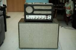 Amplificador Valvulado Gato Preto Gamba