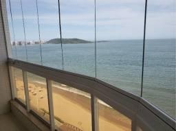 Apto Beira Mar.luxo,c/3 Qtos C/1suíte com Ar condicionado e 2 garagem