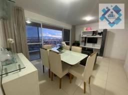 Apartamento com 3 dormitórios à venda, 90 m² por R$ 620.000,00 - Fátima - Fortaleza/CE