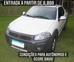 Título do anúncio: Fiat Strada Working (PARCELAMOS)