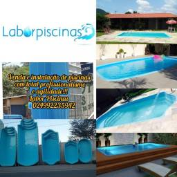 Título do anúncio: Venda e instalação de piscinas