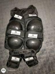 Kit de proteção unissex
