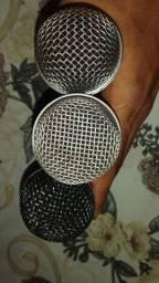 Microfones SHURE, MARCA RENOMADA.