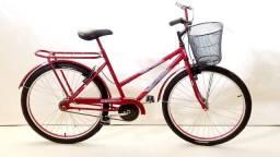 Bicicleta Esportiva, modelo Poti - (Suprema Bike)