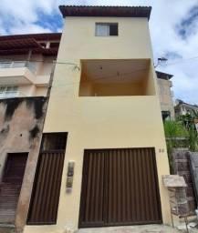 Título do anúncio: Aluguel Casa em Brotas, 2 andares, 2/4, com garagem