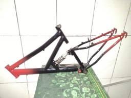 Quadro bicicleta Sundown Brisk Full Suspension