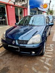 Título do anúncio: Clio sedan privilege hi-flex 1.6 16v