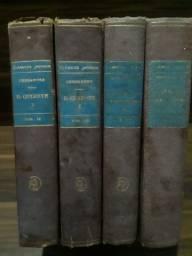 Dom Quixote de La Mancha e O Gênio do Cristianismo (Cevantes e Chateaubriand) vols. 1 e 2
