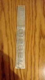 Emblema Chapa Ford Diesel Original